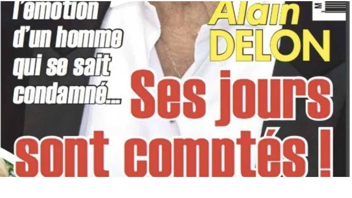 Alain Delon au bord de l'agonie, ses jours sont comptés, révélation de Brigitte Bardot