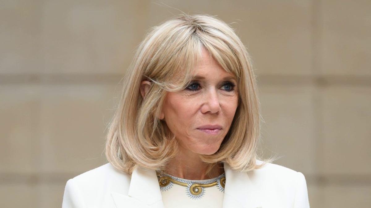 Brigitte Macron, le grand retour, plus stylée que jamais!