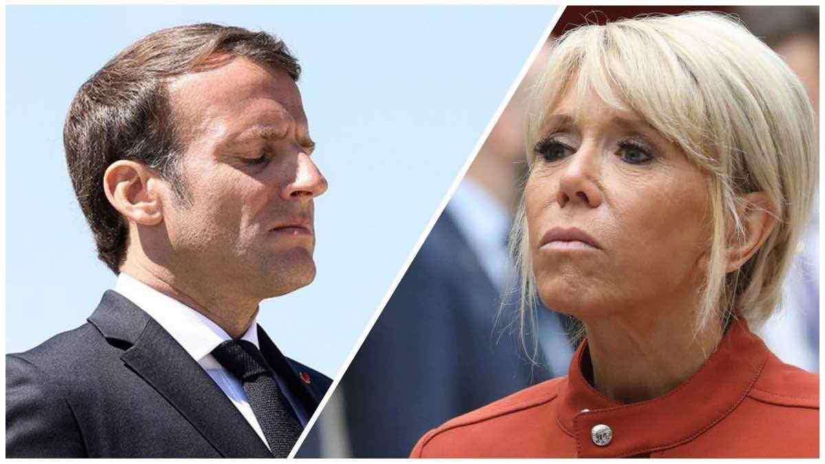 Brigitte Macron n'en revient pas, le gendre d'Emmanuel Macron fait un scandal ?