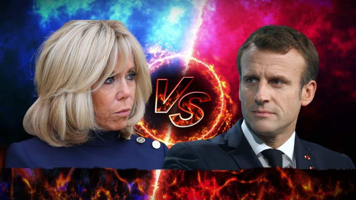 Brigitte Macron se retire, elle n'en peut plus ! les révélations ...
