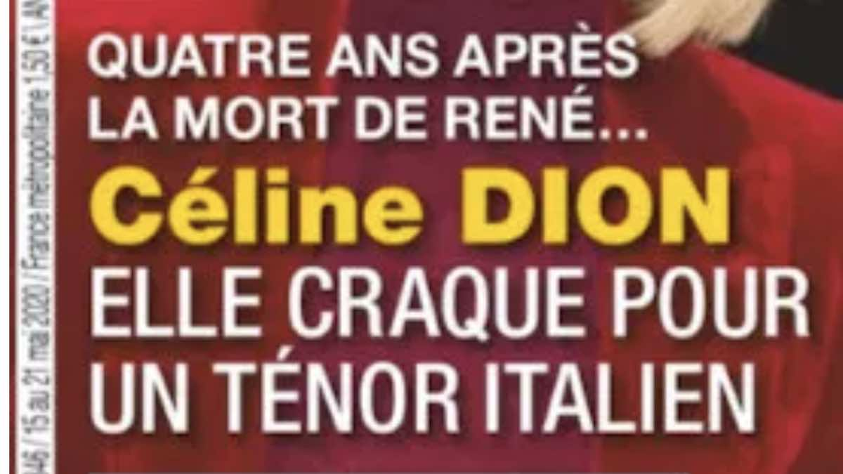 Céline Dion et Andrea Bocelli en couple ? Effondrée elle parle aux médias de sa santé