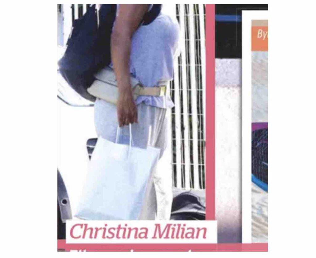 Christina Milian enceinte, M.Pokora bébé 2 en 2020: Une photo surprenante!