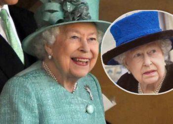 Elizabeth II séduit son peuple dans l'anniversaire royal.