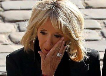Emmanuel Macron inquiet: Brigitte Macron gravement maladeet risque de perdre la vue?