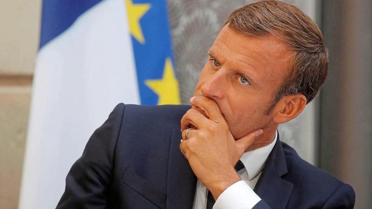 Emmanuel Macron s'emporte, Il dit «en avoir marre» lors d'un conseil des ministres