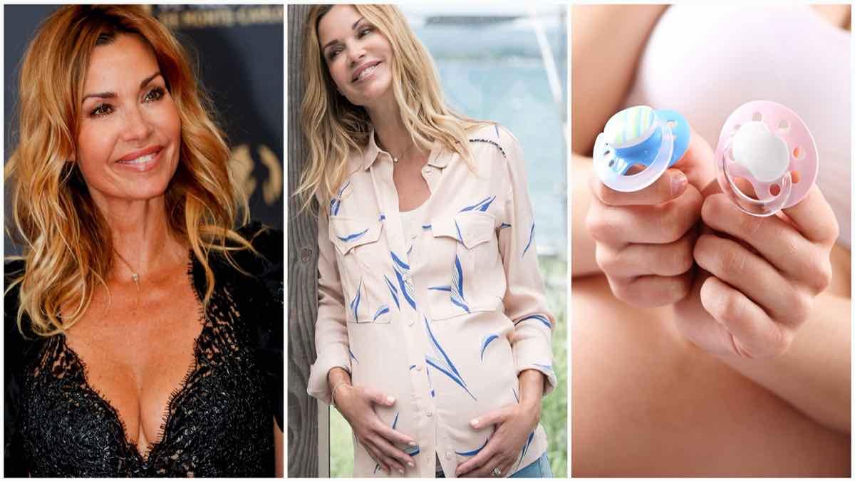 Ingrid Chauvin, enceinte , les français de demandent sur le sexe du bébé