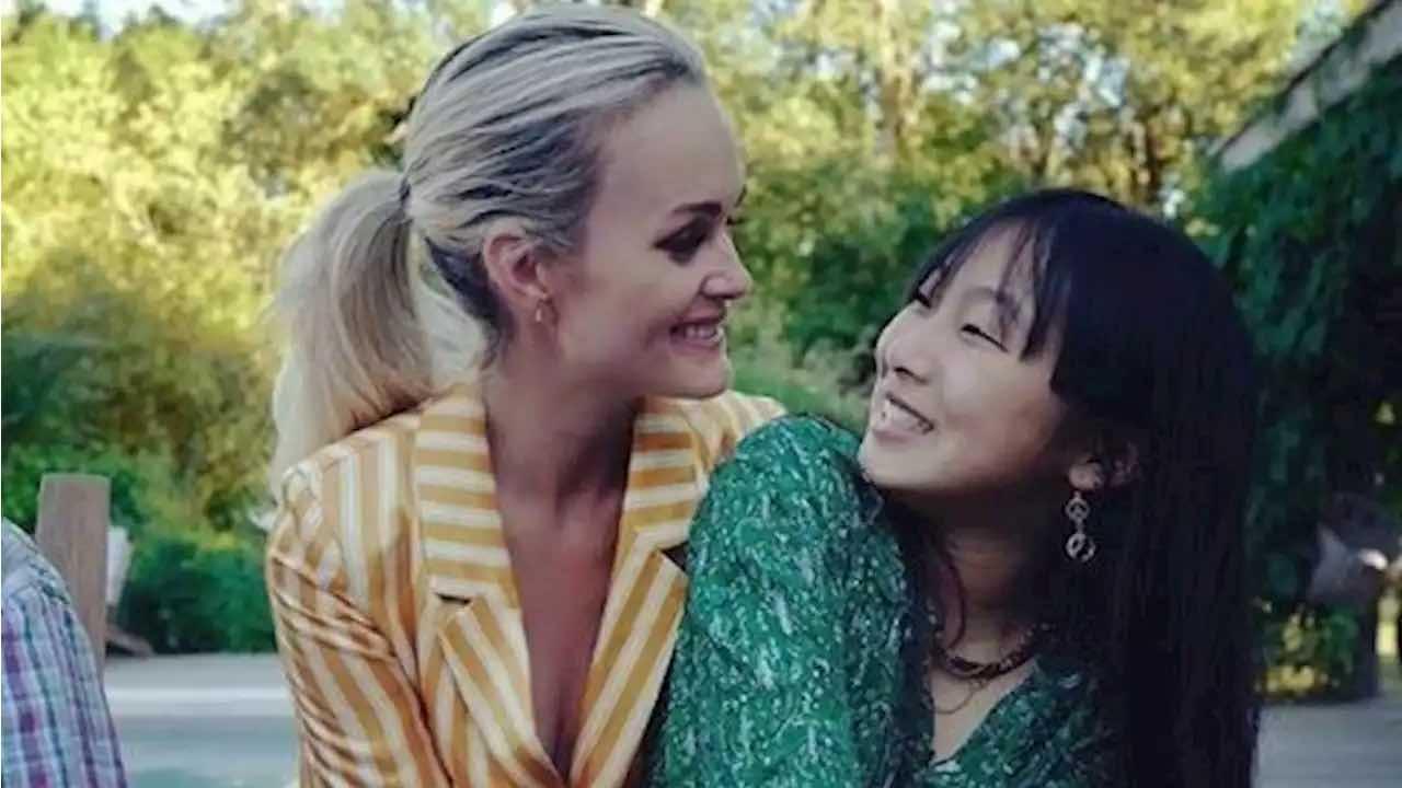 Jade Hallyday publie une vidéo émouvante : ses retrouvailles avec ses anges gardiens !