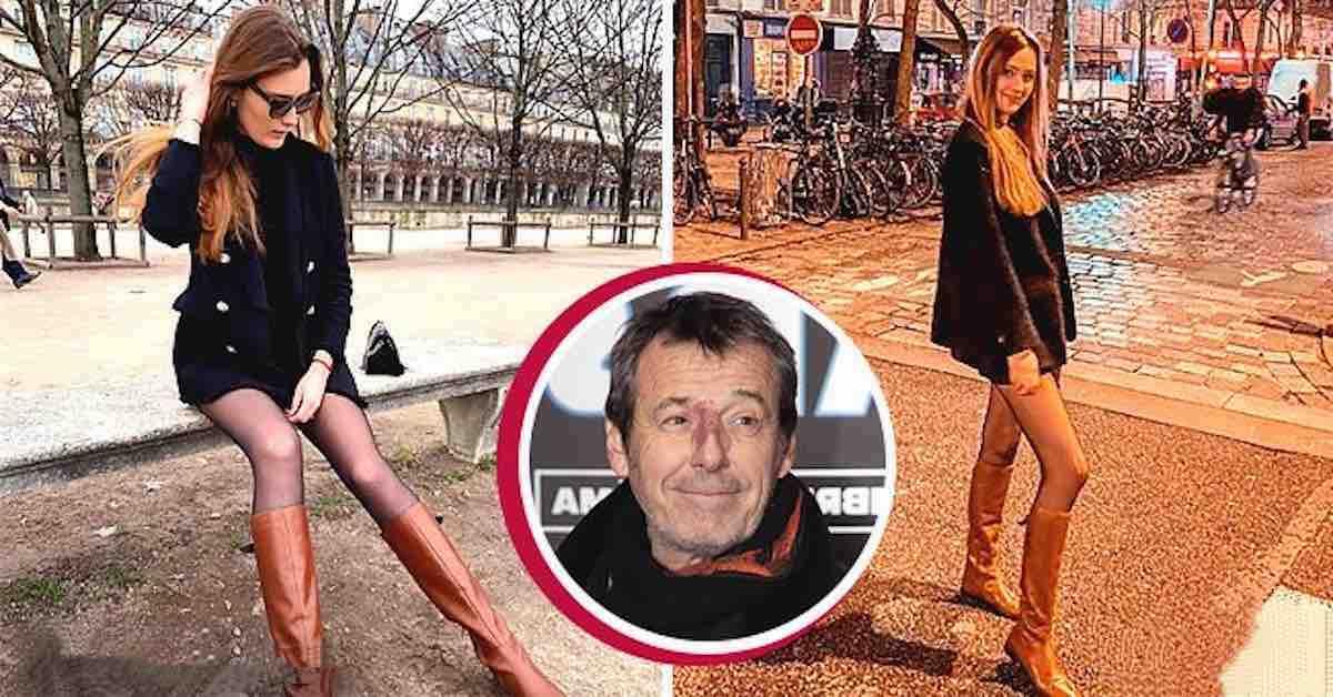 Jean Luc Reichmann choqué, sa fille est nu.. sur les réseaux sociaux