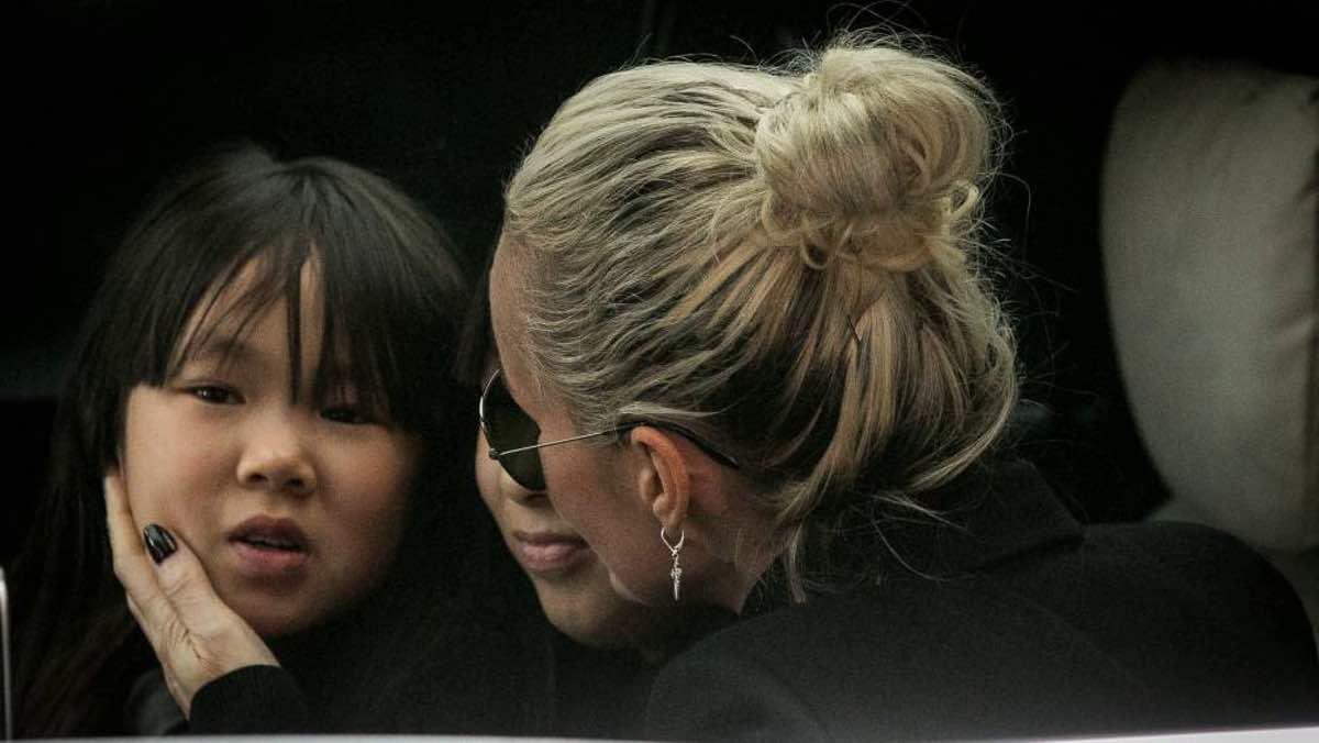 Joy et Jade Hallyday choquée, elles dénoncent la trahison contre Laeticia Hallyday
