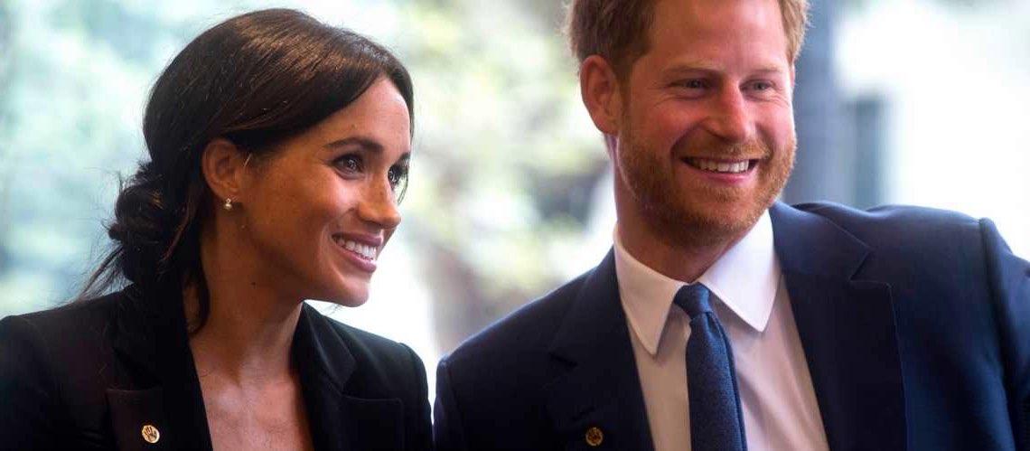 Le prince Harry et Meghan Markle passés pour des « gros losers »!