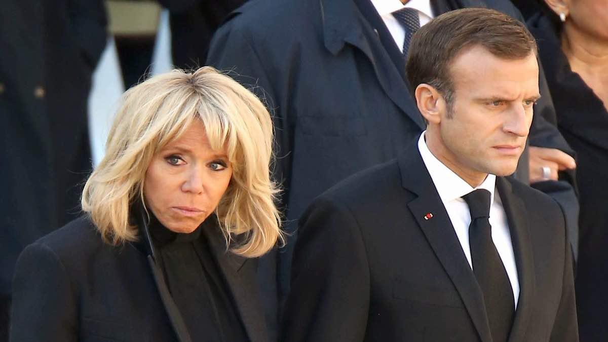 Nouveau scandal chez les Macron, Brigitte et Emmanuel choqué par leur gendre !