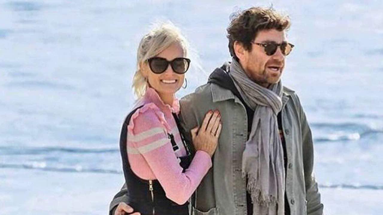 Retrouvailles: Laeticia Hallyday et Pascal Balland enfin réunis!