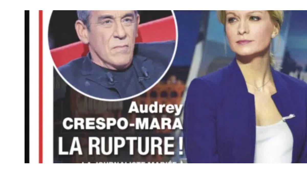 Révélation choc: Audrey Crespo-Mara, en couple avec Thierry Ardisson, une terrible rupture