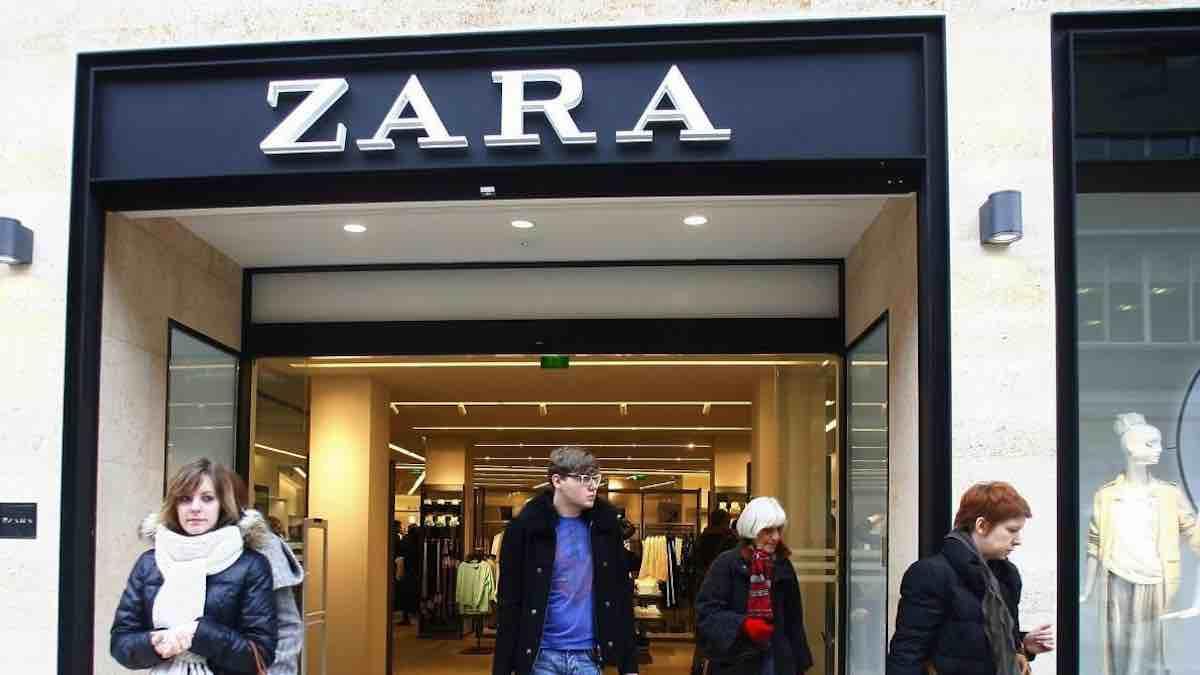 Zara casse les prix, des soldes de folie!