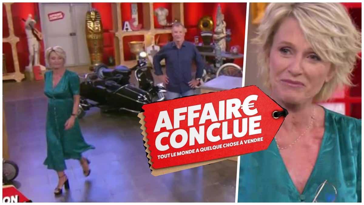 Affaire Conclue : Sophie Davant disparaît de l'émission ? Les détails du scandale sur le plateau !