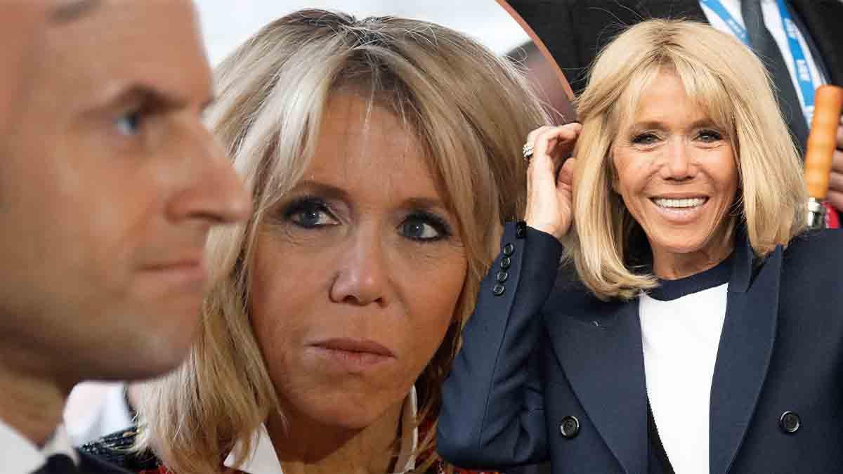 Brigitte Macron défigurée ! Elle a le visage enflé ! Découvrez la photo qui choque