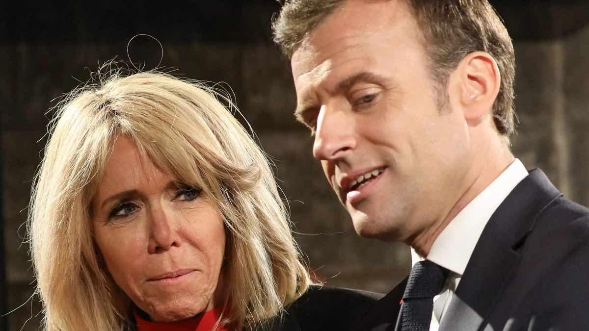 Brigitte Macron quitte Emmanuel Macron? Grosse crise de jalousie!