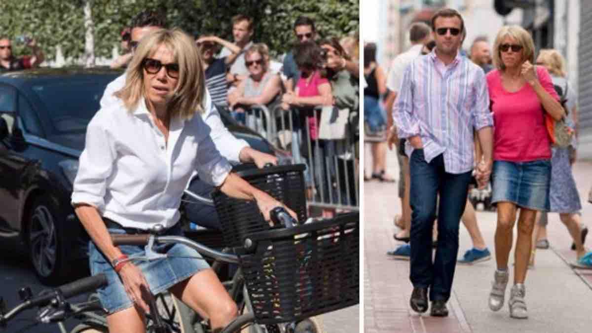 Brigitte Macron : une taille de guêpe, mais quel est le secret ?