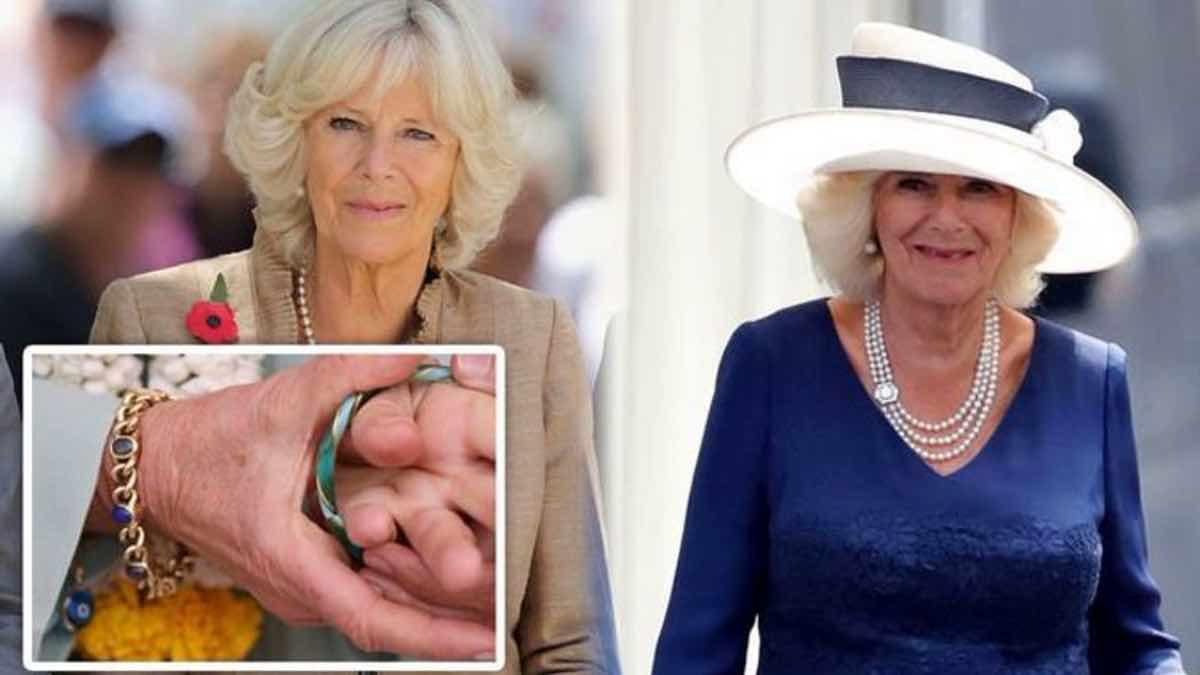 Camilla, duchesse de Cornouailles : la signification secrète de ses bijoux ornés