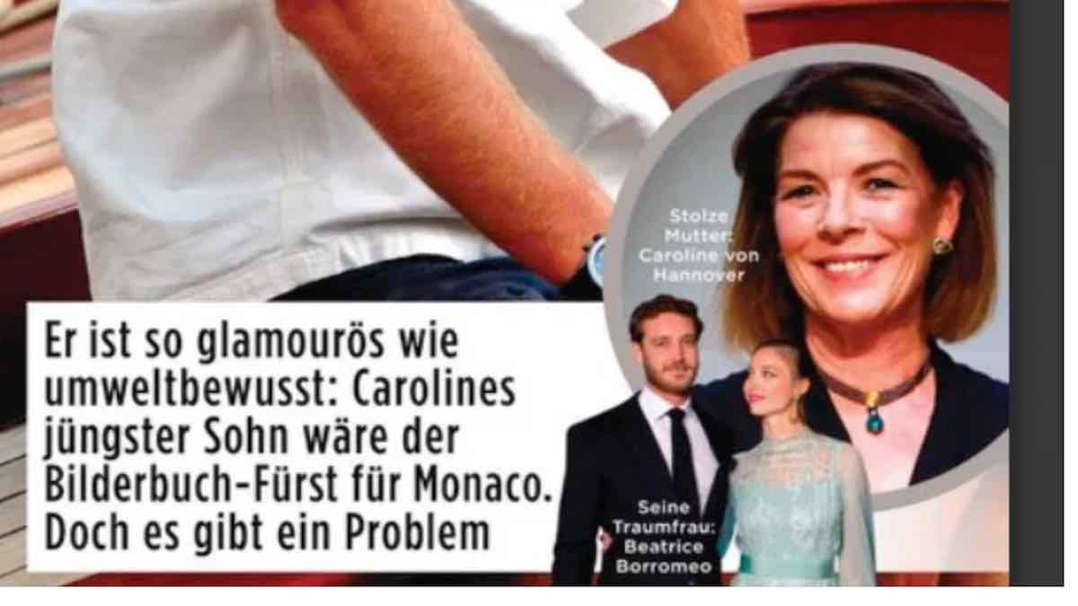 Caroline de Monaco grand-mère ! Pierre Casiraghi annonce une heureuse nouvelle?