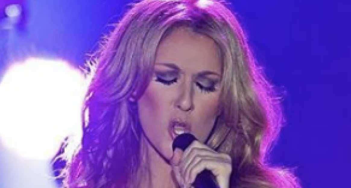Céline Dion morte d'un AVC ? La triste nouvelle pour ses enfants !