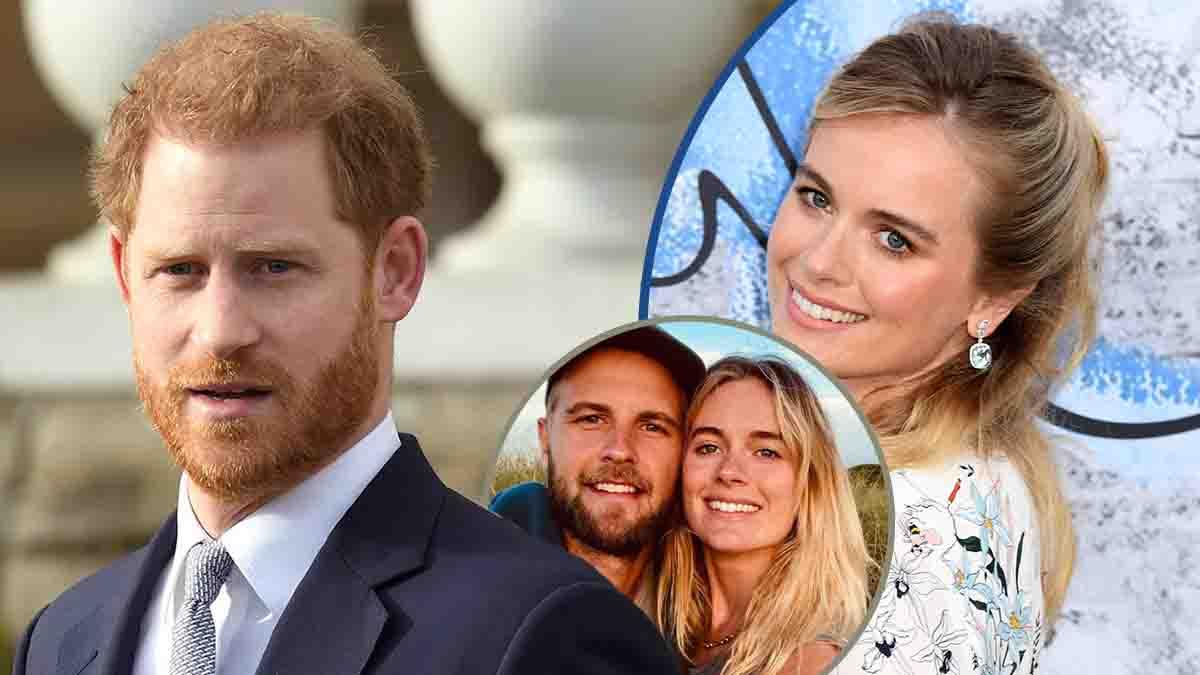 Cressida Bonas a dit « oui » ! L'ex du Prince Harry se marie en secret !
