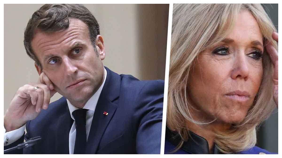 Crise de couple : Brigitte Macron accusée d'être trop vieille pour le Président !