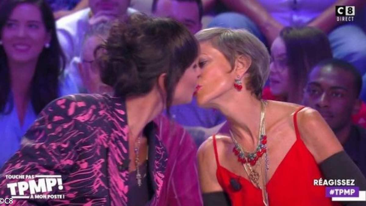 """Isabelle Morini-Bosc renvoyée de """"Touche pas à mon poste"""" ? On vous dévoile les raisons de son départ !"""