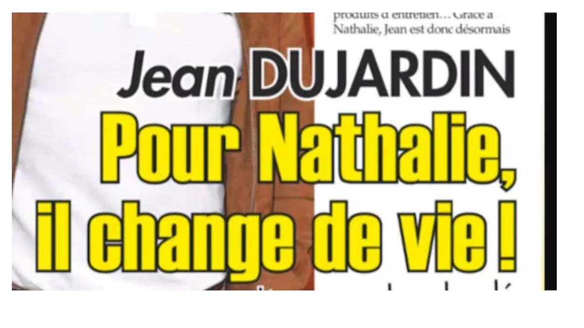 Jean Dujardin n'en peut plus, régime draconien – Coup sournois contre Nathalie Péchalat au Marais (photo)