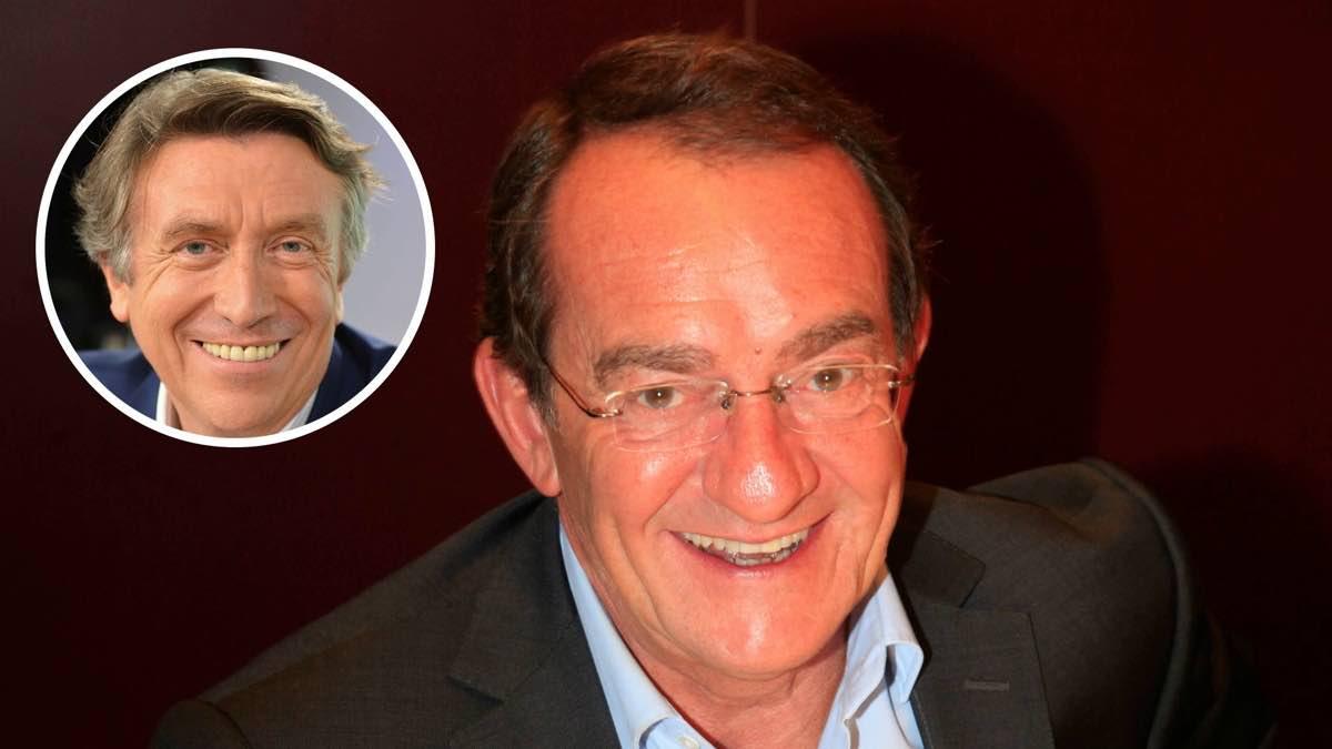 Jean-Pierre Pernaut et Jacques Legros ,sueurs froides , confidences des deux !