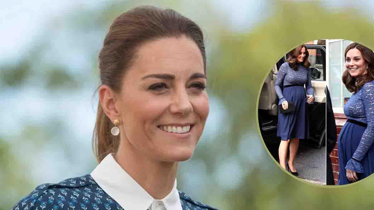 Kate Middleton annonce un heureux événement ! Une naissance en vue !