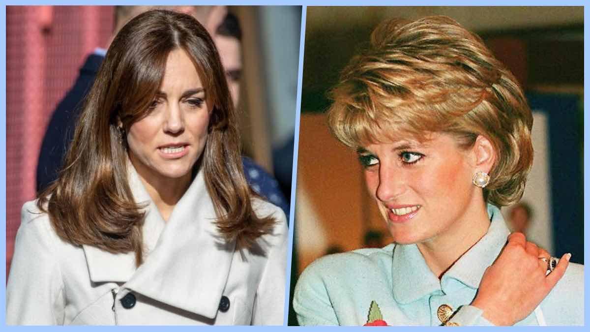 Kate Middleton essaie de ne pas reproduire les erreurs de Lady Diana