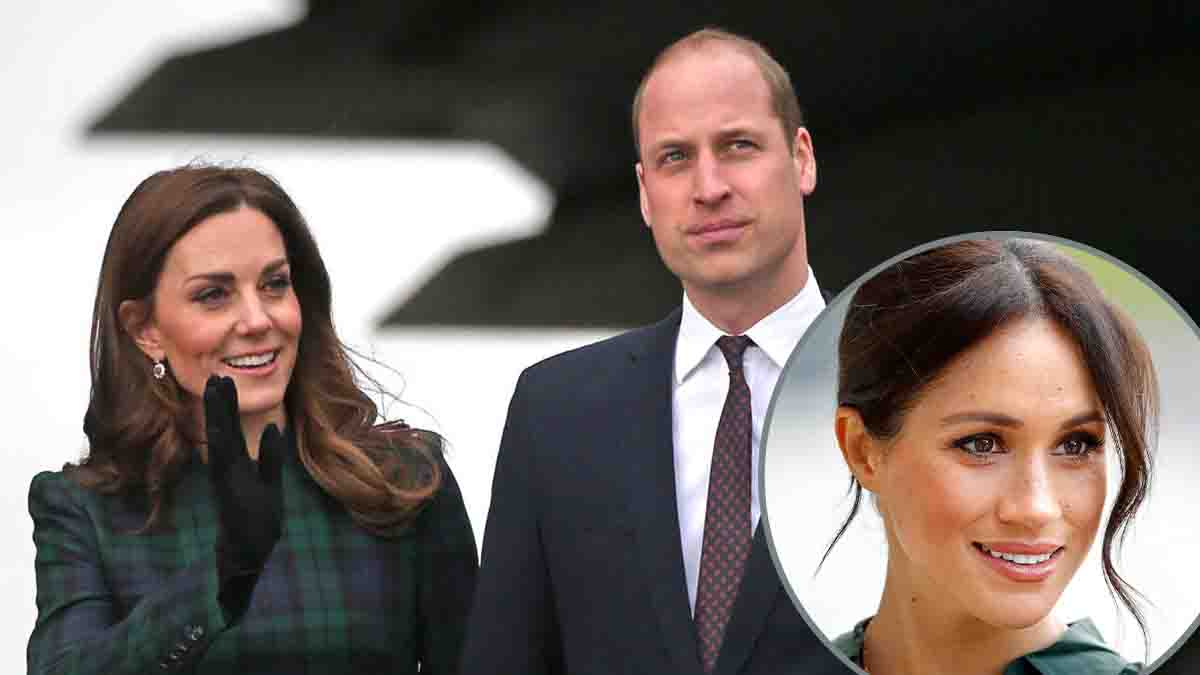 Kate Middleton, William : se méfient de Meghan Markle, « divorce en vue »