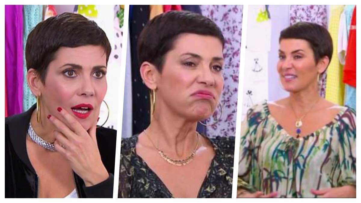 Les Reines du Shopping : Cristina Cordula critique une candidate ! Elle pète un câble