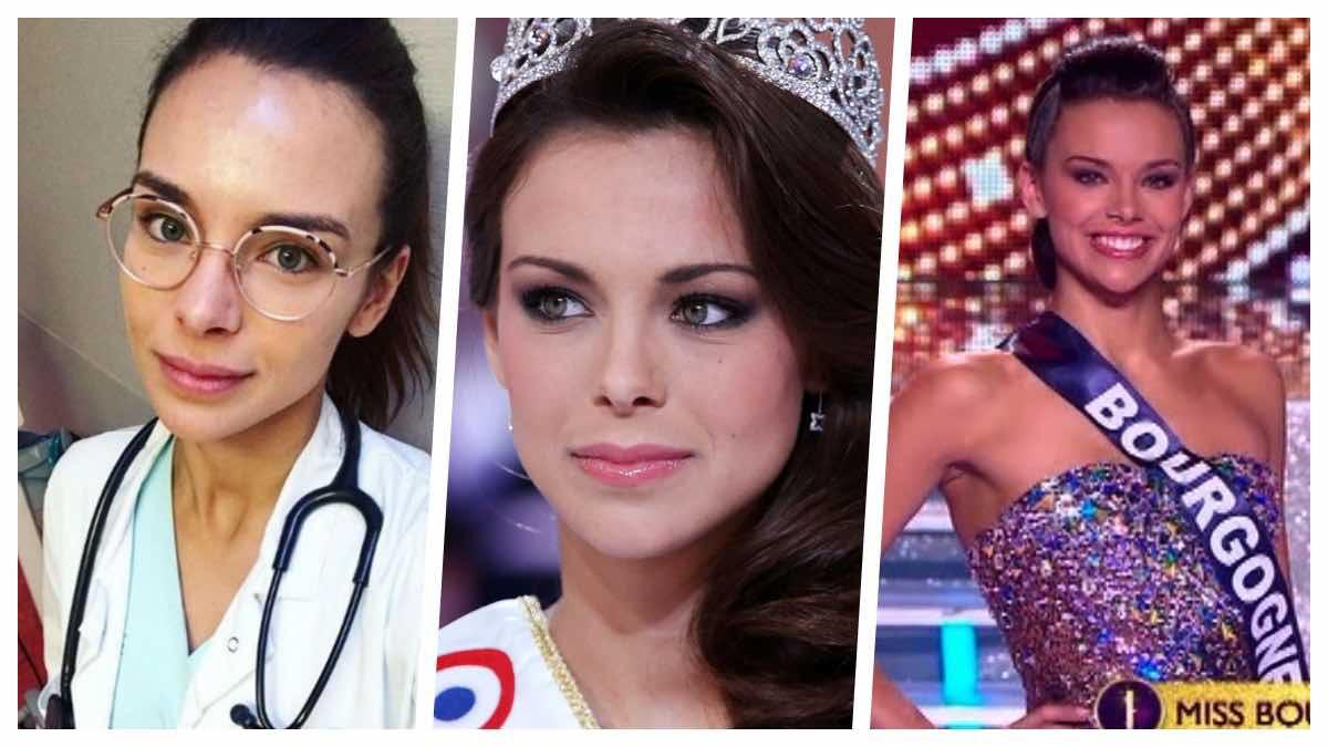 Marine Lorphelin, l'ex-Miss France lance un SOS dans les réseaux sociaux