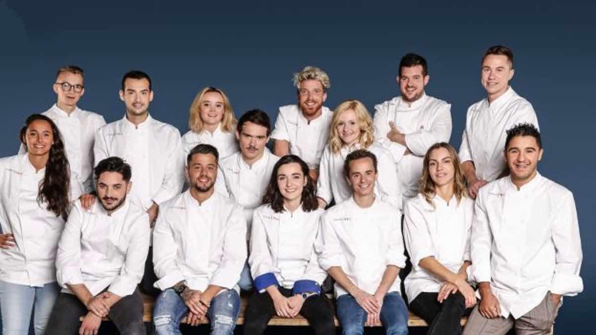 Martin Feragis « Top Chef » , un mariage sur Instagram !