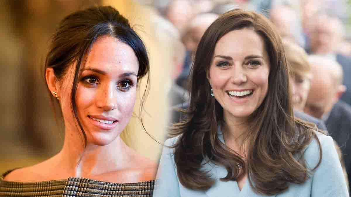 Meghan Markle se venge contre Kate Middleton ! Une nouvelle guerre dans la famille royale !