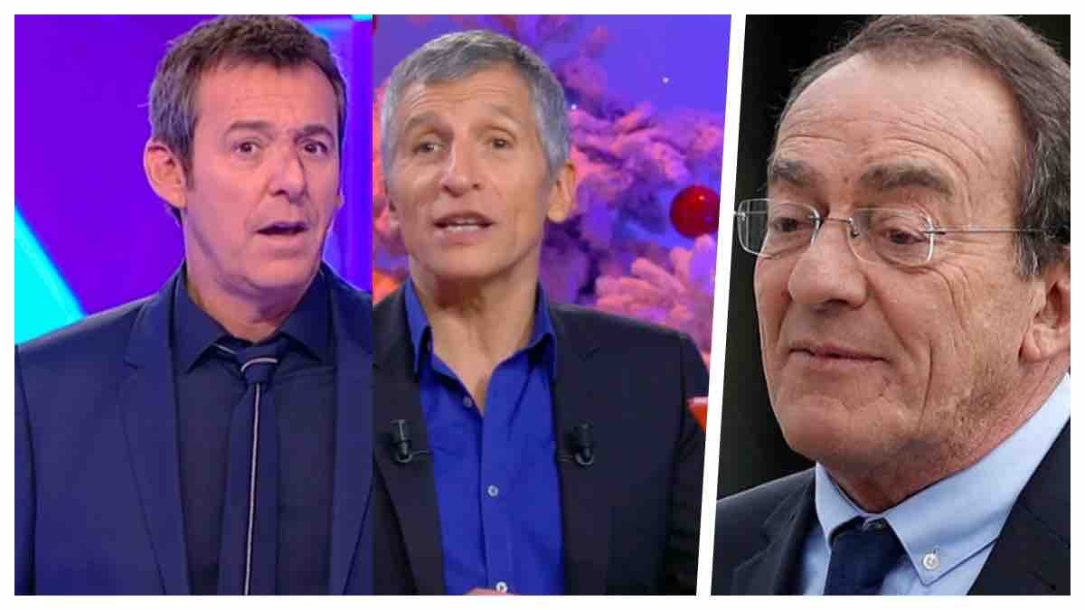 Nagui et Jean-Luc Reichmann humiliés sur TF1 ! Jean Pierre Renaud ne les ménage pas !