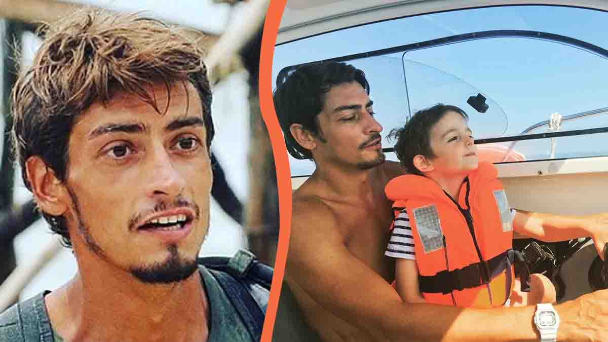 Photo vacance : Claude (Koh-Lanta) dévoile le visage de son fils !