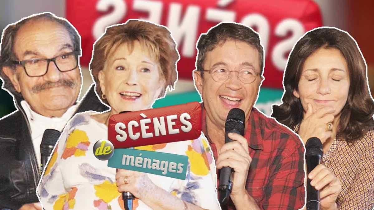 « Scène de ménages » : C'est la fin de la série sur M6 ?