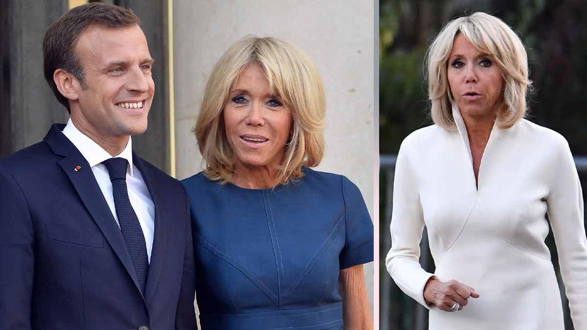 Brigitte et Emmanuel Macron : toujours dans le respect des traditions durant leurs vacances estivales