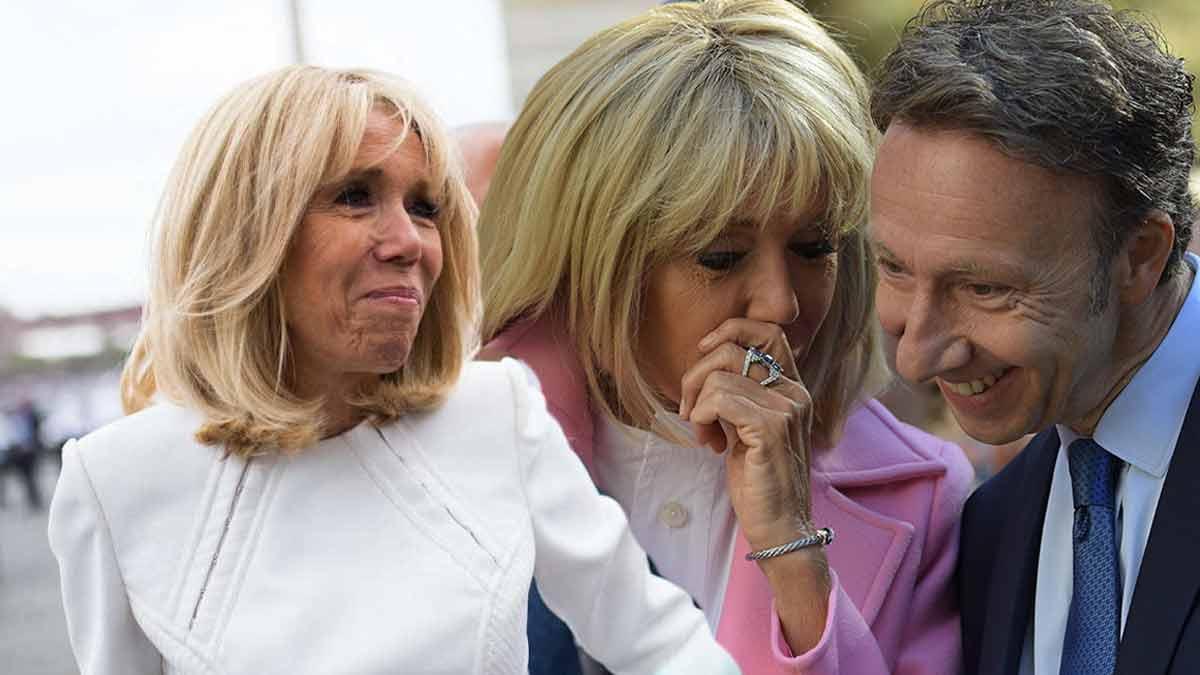 Brigitte Macron : le merveilleux surnom que lui octroient ses petits enfants