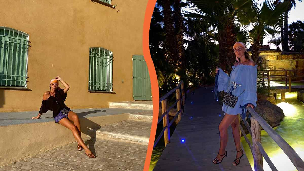 Charlotte «Koh-Lanta» : Alerte canicule, nu au bord de l'eau, elle enflamme la toile