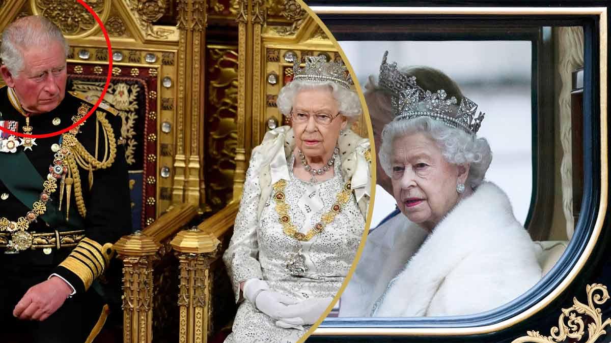Élisabeth II, sur son lit de mort — Prince William et Kate Middleton reprennent les règnes!