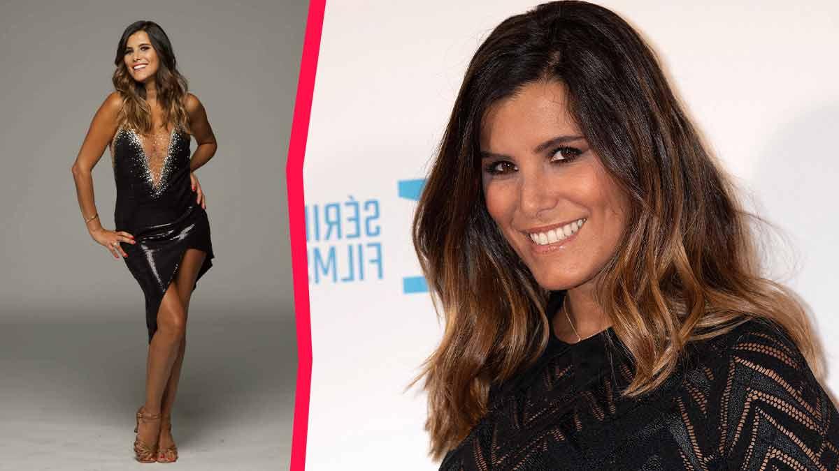 Karine Ferri en robe ultra courte et transparente — Ses fans en redemandent!