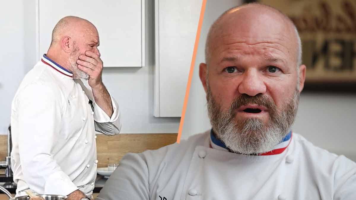 Philippe Etchebest : pour la première fois, il vit un «cauchemar en cuisine»