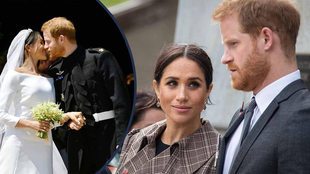 Le Prince Harry — tous ses amis se doutaient de sa relation avec Meghan Markle