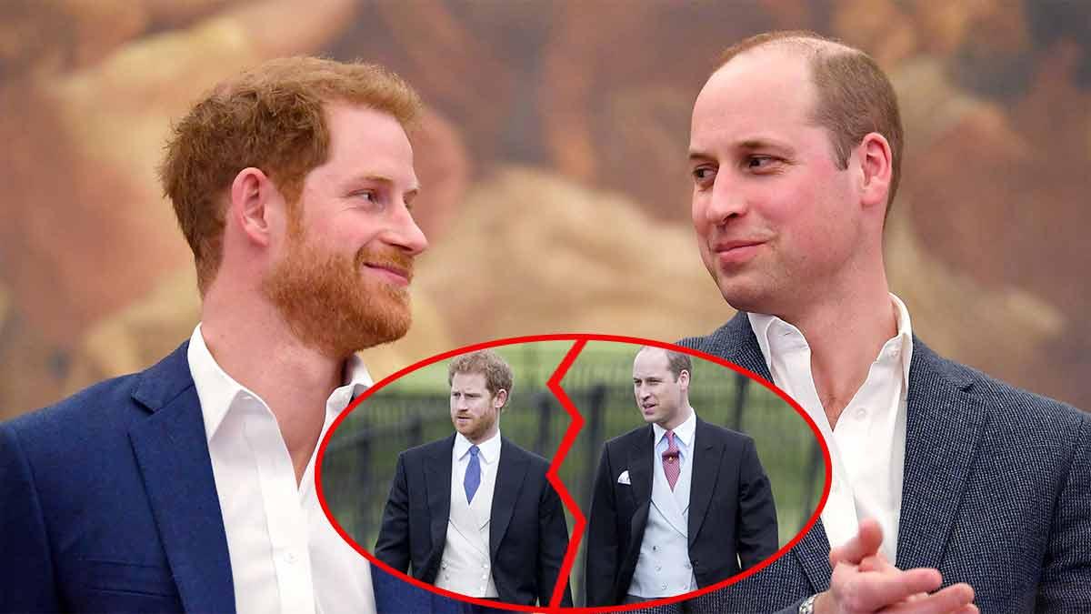 Prince William et prince Harry : rapports très tendus — la guerre est lancée!