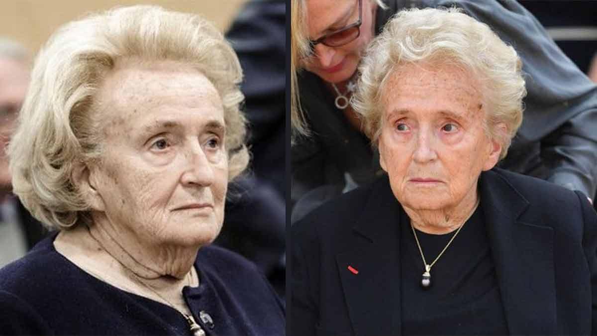 Bernadette Chirac mourante ? Ses dernière volontés sont surprenantes !