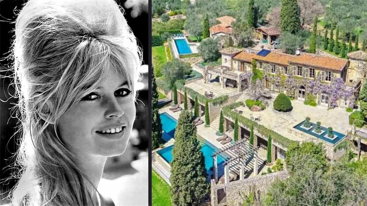 Brigitte Bardot ruinée ? Elle vend sa villa à prix exorbitant !